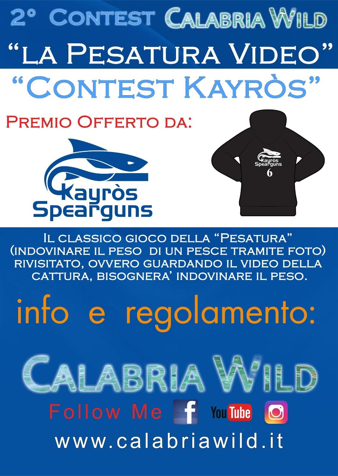 2° Contest Calabria Wild (video e vincitori)